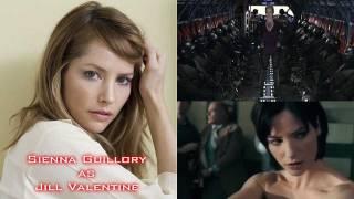Resident Evil: Retribution | Confirmed RETURNING Cast / Characters