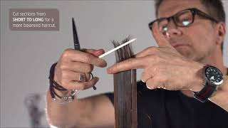 Concave Layers: Haircut and Color Tutorial - EIMI Cut Craft
