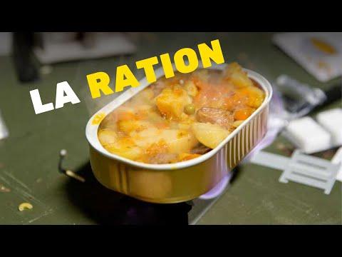 5 choses à savoir sur la ration de combat française