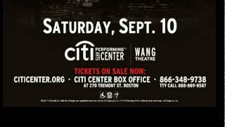 Chris Tucker - Wang Theatre -  September 10 - 7:30 pm
