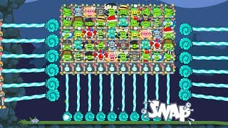 Bad Piggies - SILLY INVENTIONS 60 DIFFERENT PIGGIES