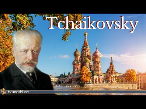 Tchaikovsky - The Best of Romantic Music