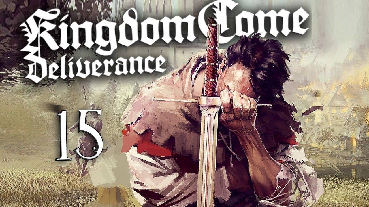 41da83e7385557 Zagrajmy w Kingdom Come: Deliverance [#15] - PIJANY ŁUCZNIK! - YouTube