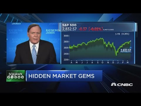 Raymond James chief investment strategist explains his top stock picks