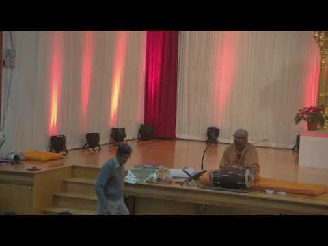 Sunday Sabha Swaminarayan Temple, Wheeling , IL  1/1/2017