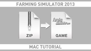 Farming Simulator 2013 - Mac Tutorials - How To Install Mods For Mac