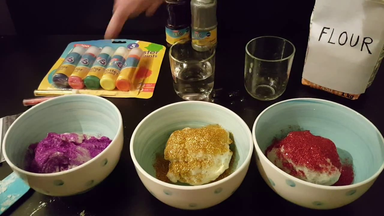 How To Make Fluffy Slime Without Glue Or Borax,in Home Easy Safe! For