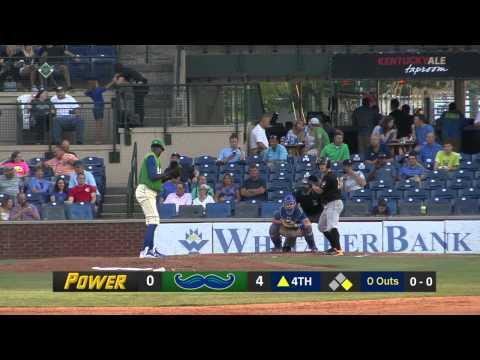 Lexington Legends Baseball vs. West Virginia Power