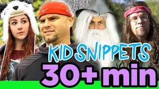 30+ Minutes of KID SNIPPETS! (Compilation #4)