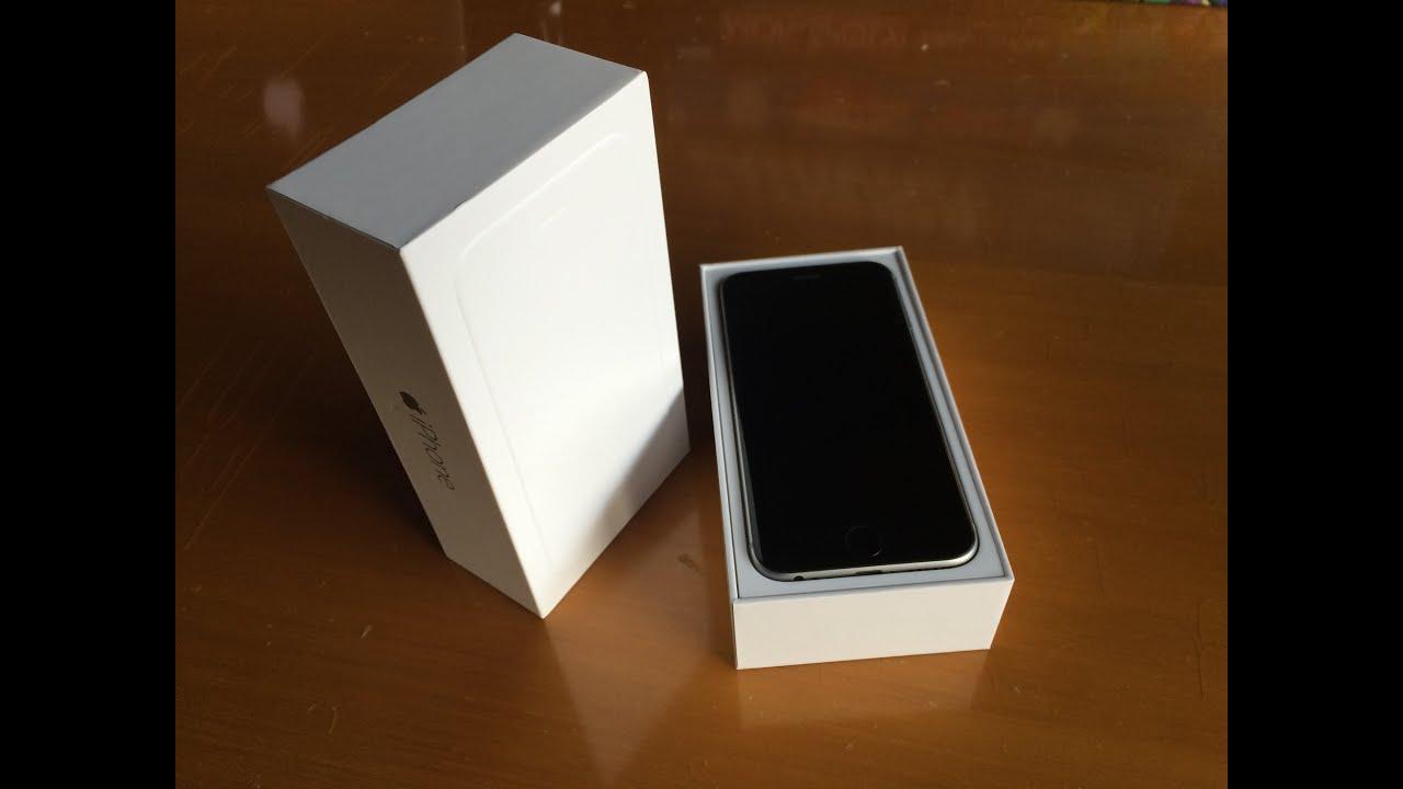 Iphone  Gris Plata