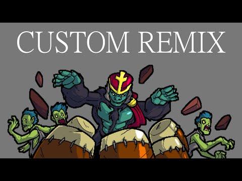 Rhythm Heaven Megamix Custom Remix - Konga Conga Kappa (Crypt of the NecroDancer)