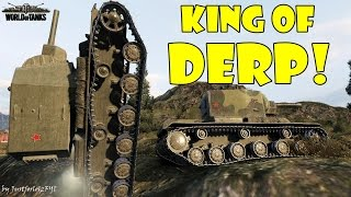 World of Tanks - Funny Moments | KING OF DERP! (Gulag edition)