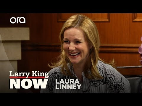 Laura Linney: I'd switch places with Melania Trump for a day