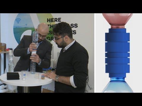 تقنية لتنقية مياه الشرب الملوثة  - 16:54-2019 / 4 / 23