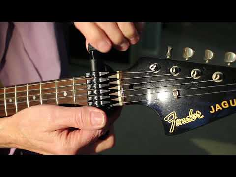 """Easy Way To Play """"Don't Fear The Reaper"""" Using A Spider Capo"""