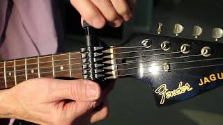 "Easy Way To Play ""Don't Fear The Reaper"" Using A Spider Capo"