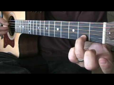 Blackbird - The Guitar Chords - YouTube