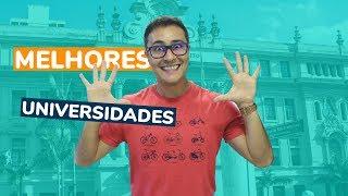 Quais são as 10 MELHORES UNIVERSIDADES do Brasil? thumbnail