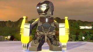 LEGO Marvel's Avengers - Iron Man (Mark 25) Unlock + Free Roam (Character Showcase)