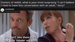 """Doctors Share """"Can't Believe I'm Having This Conversation With An Adult"""" Stories thumbnail"""