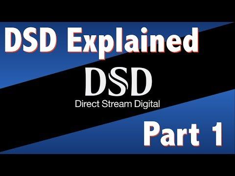 DSD Explained part 1