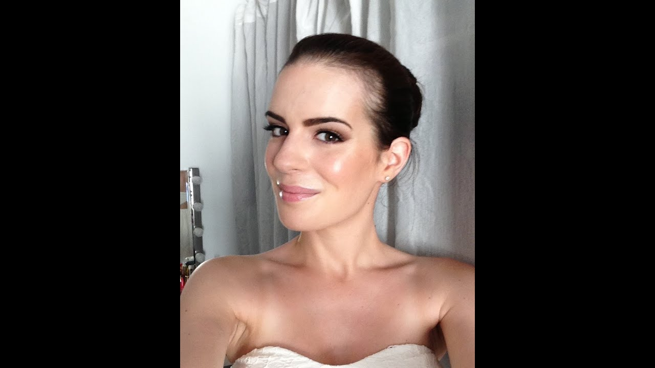 Souvent Tutoriel] Maquillage de mariée - YouTube RK08
