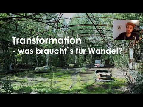 Webinar Nachhaltigkeit, Transformation & Resilienz | Teil 1 - Transformation | plant values academy
