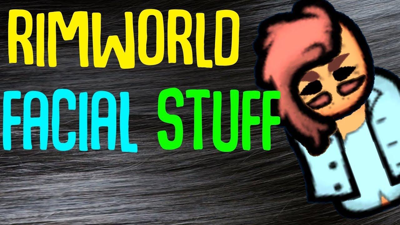 Facial Stuff! Rimworld Mod Showcase  More story-telling potential