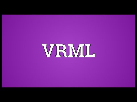 VRML Meaning