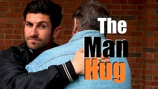 The Man Hug | How To Hug It Out Like Men Thumbnail