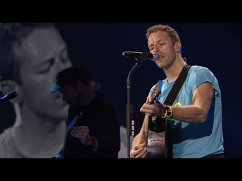 Coldplay - Violet Hill (UNSTAGED)