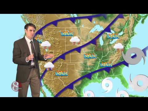 Studio C   Five Day Weather Forecast