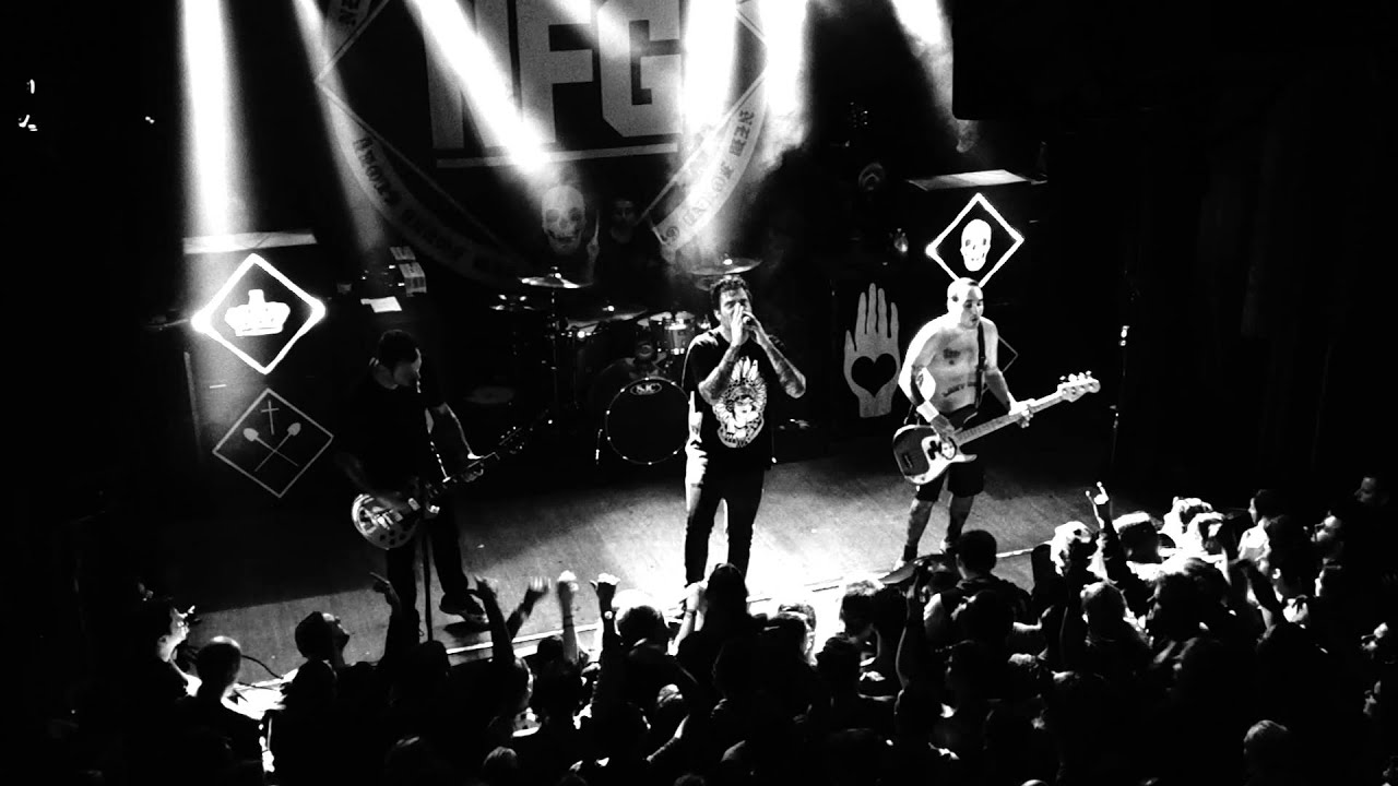new found glory | failure's not flattering | live @ divan ... New Found Glory Live