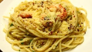 How to Cook Aglio Olio Recipe by PagkaingPinoy