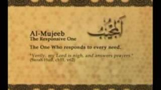 Names of Allah - Al Mujeeb