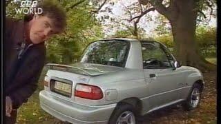 Old Top Gear - Jeremy Clarkson on the Suzuki X-90