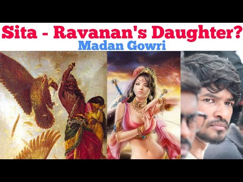 Sita Daughter of Ravana | Tamil | Madan Gowri | MG