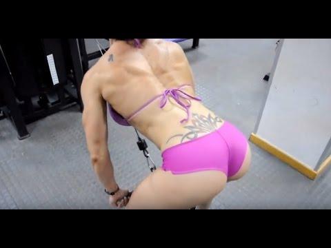 Best HD Female Muscle, Fitness and Bikini videos