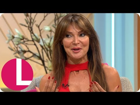 Lizzie Cundy Is Ready to Ditch Her Glamorous Look For a Make Under | Lorraine