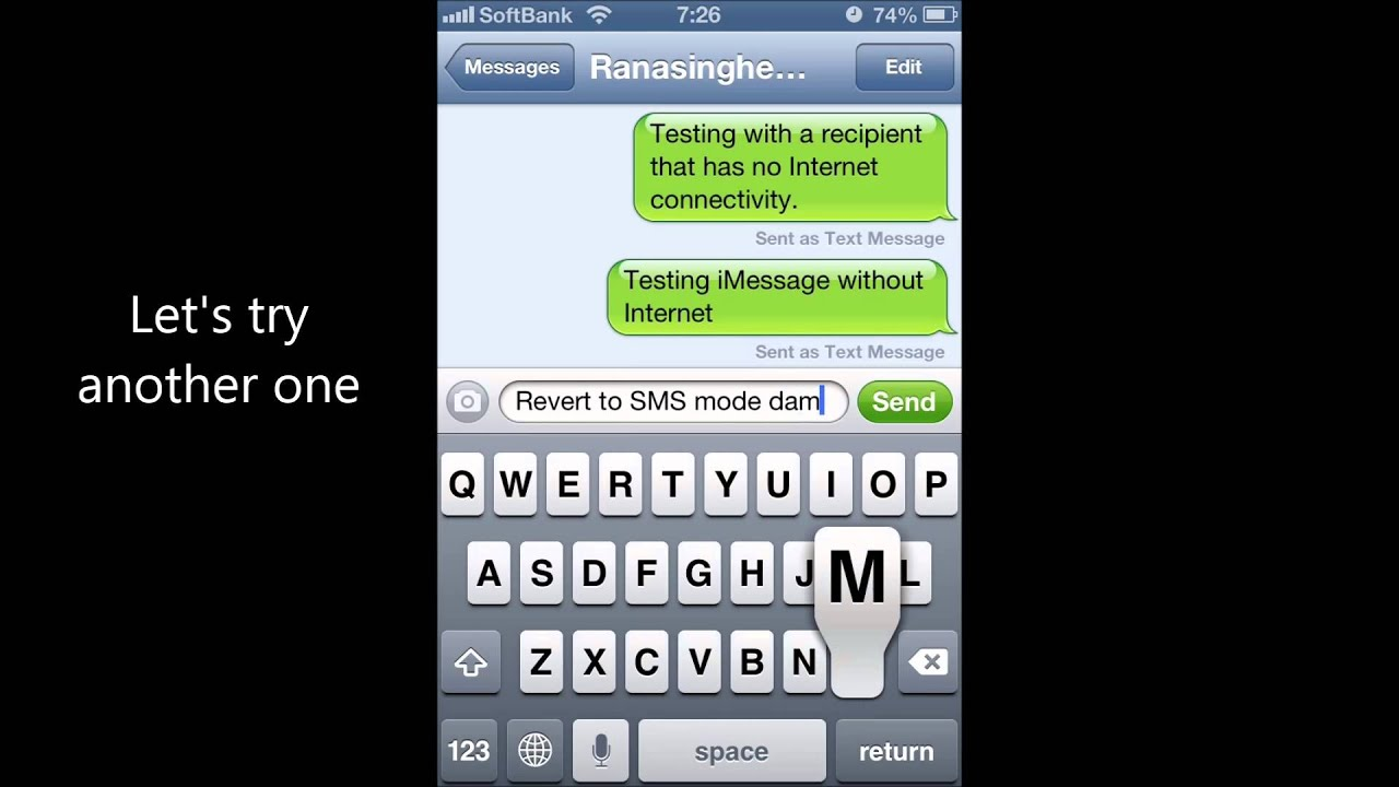 how to make messages send faster on imessage