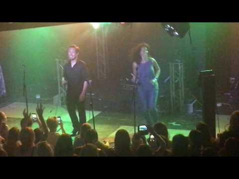 Isaac Hanson Madeline Karaoke 5.18.17 Tulsa, oK