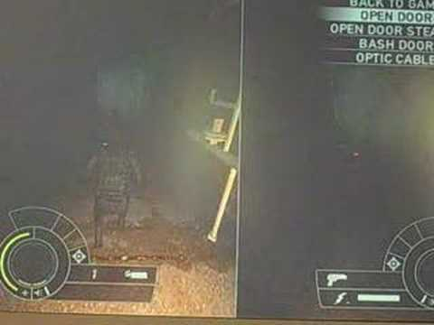 Splinter Cell Double Agent Walkthrough