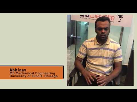 Abhinav - MS Mechanical Engineering - University of Illinois, Chicago