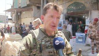 أخبار حصرية | جونز لأخبار الآن: الوضع الأمني في #الموصل يتطور باستمرار