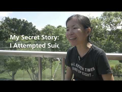 My Secret Story: I Attempted Suicide