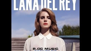 Lana Del Rey's Born To Die (Album)