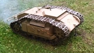 WW2 - Goliath tank (Leichter Ladungsträger Sd.Kfz. 303)