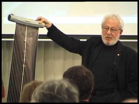 Alan J. Heeger Lecture at the International Symposium Feb. 2008