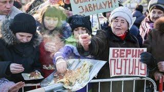 Россия встает с колен Неопровержимые доказательства