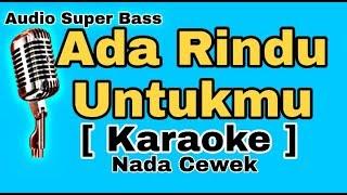 ADA RINDU UNTUKMU [ Karaoke ] Lagu Lawas indonesia Pance Kapan lagi kita berbincang